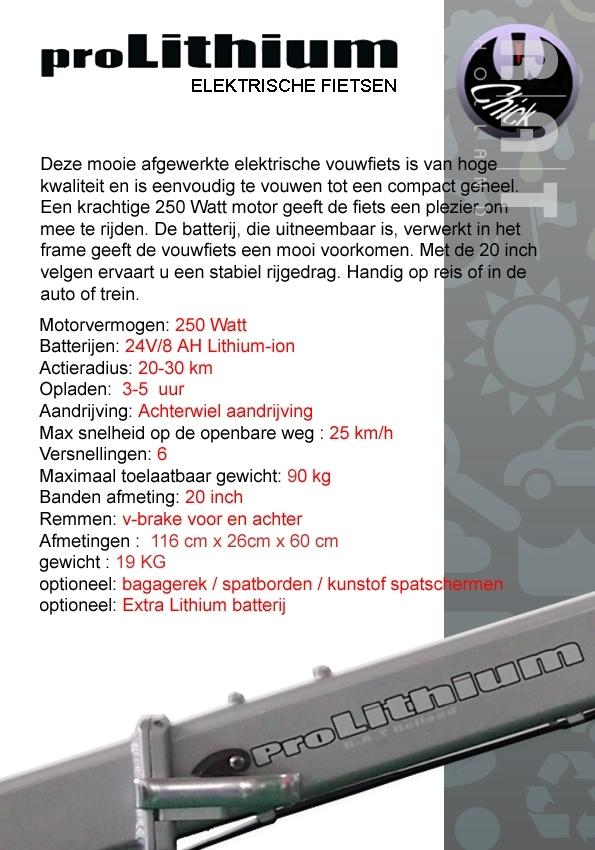 Elektrische Fiets Ombouwset Selector  RAT Holland  RAT
