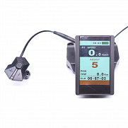 Intelligent 850C kleuren LCD display t.b.v. Prolithium e-bikes