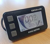 King-Meter KM529-LCD LCD-display
