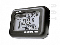 King-Meter J-LCD display t.b.v. ombouwset 013