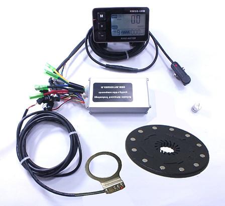 Controller en display set 36Volt met LCD display KM5-S