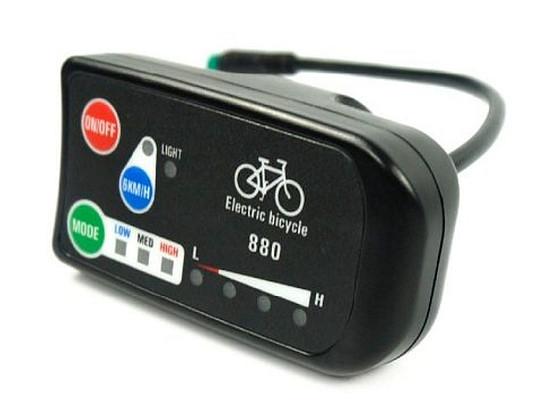 880 3 standen 36V LED display