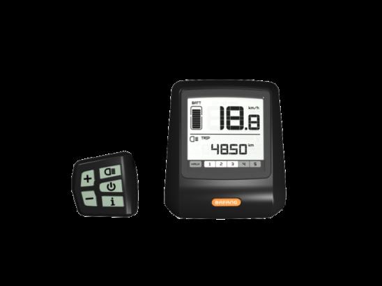 Bafang DP-C07 /  C966 / MAX LCD display