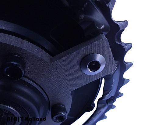 Spider adapter voor ombouwset 004 / Bafang BBS0 middenmotor