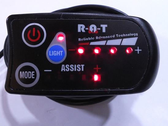 Controller en display set 24 Volt met LED display