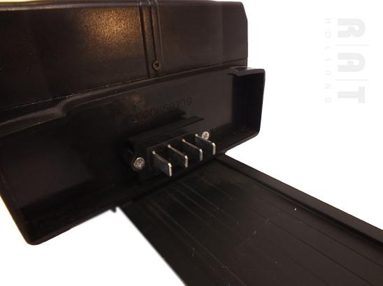 Controllerbox, slotplaat, slede & sleutels t.b.v. ombouwset 011