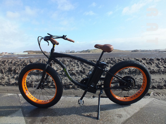 Prolithium Monster Fatbike