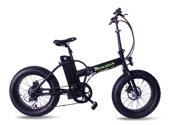 Prolithium Little Monster Fatbike