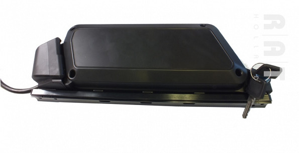 Ombouwset 007 350 Watt motor, LCD - display en frame-powerpack