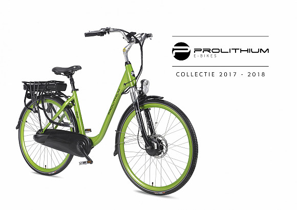 Prolithium Driver 3.0 Groen