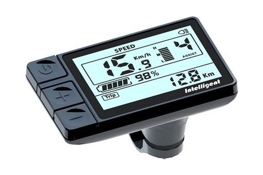 Intelligent 450U LCD display t.b.v. ombouwset 023 en 024