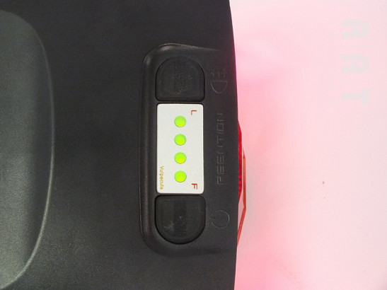 Ombouwset 003 36V/13Ah Lithium High Grade met LCD en SRC en USB