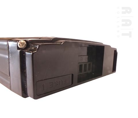Accuset bagage-drager 24V / 10Ah Li-ION slede-accu + gratis lader