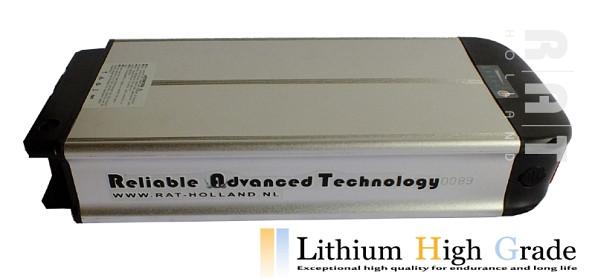 Lithium High Grade 36V/13Ah slede-accu