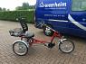 Elektrische driewielers en Van Raam Easy Rider
